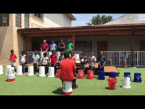 Bucket Band of North Broward Academy of Excellence