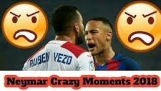 Neymar Jr ● Fights & Angry Moments