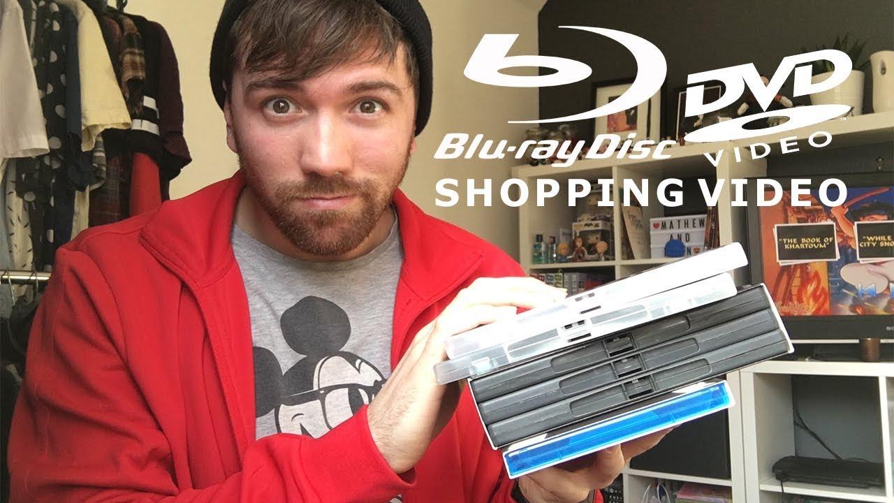 Blu-ray / DVD Shopping 26/03/18