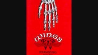 Wings-Jerangkung dalam almari