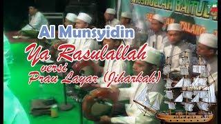 Ya Rasulallah versi Jiharkah - Prau Layar Al Munsyidin | Live Pegirikan | Lantunan Sholawat