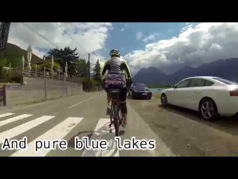 E-Biking in the Alps
