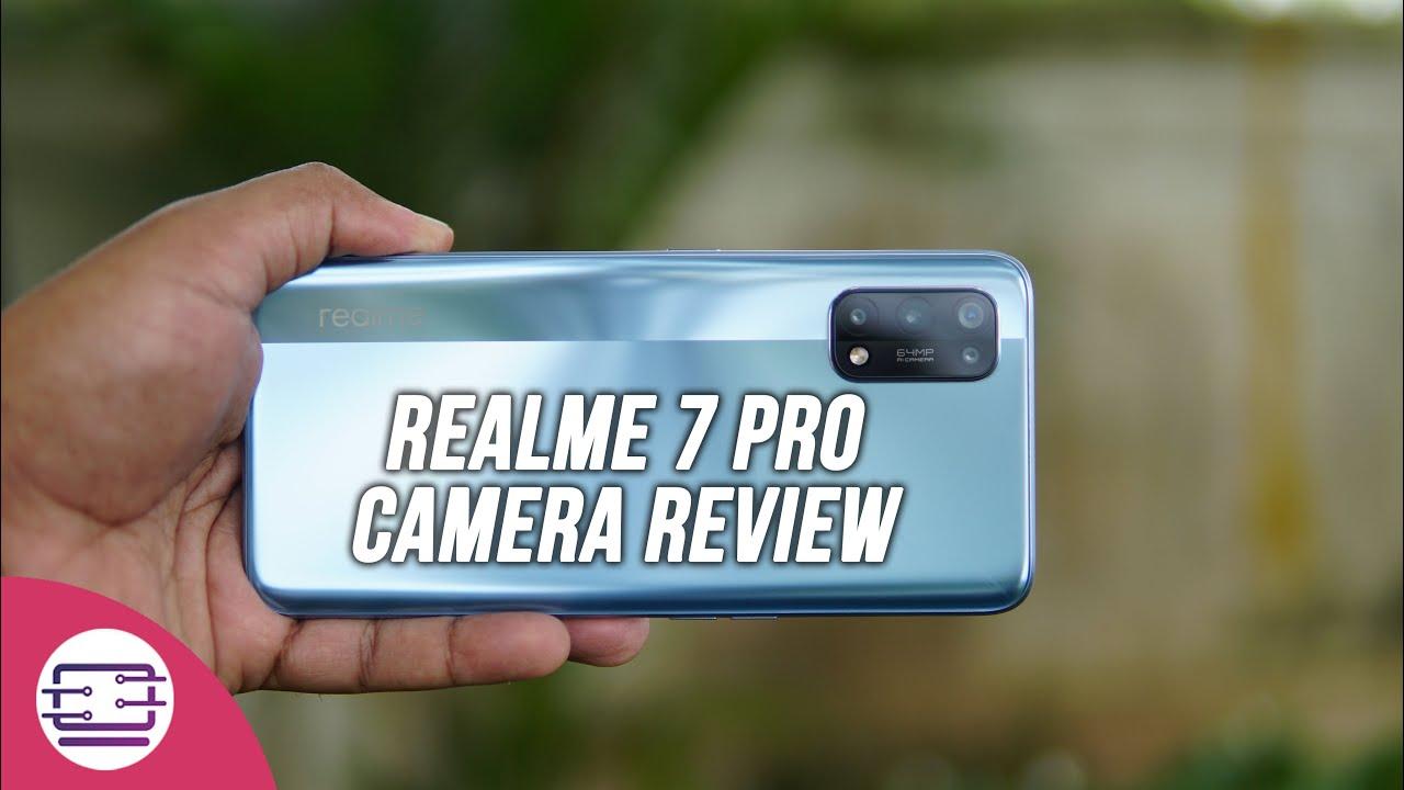 Realme 7 Pro Camera Review