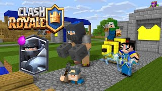 Clash Royale Di Minecraft - Minecraft Animation