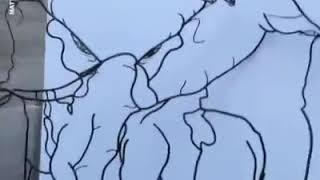 Magic drawing