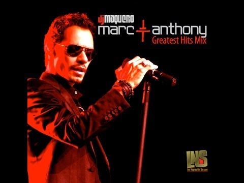 Marc Anthony Greatest Hits