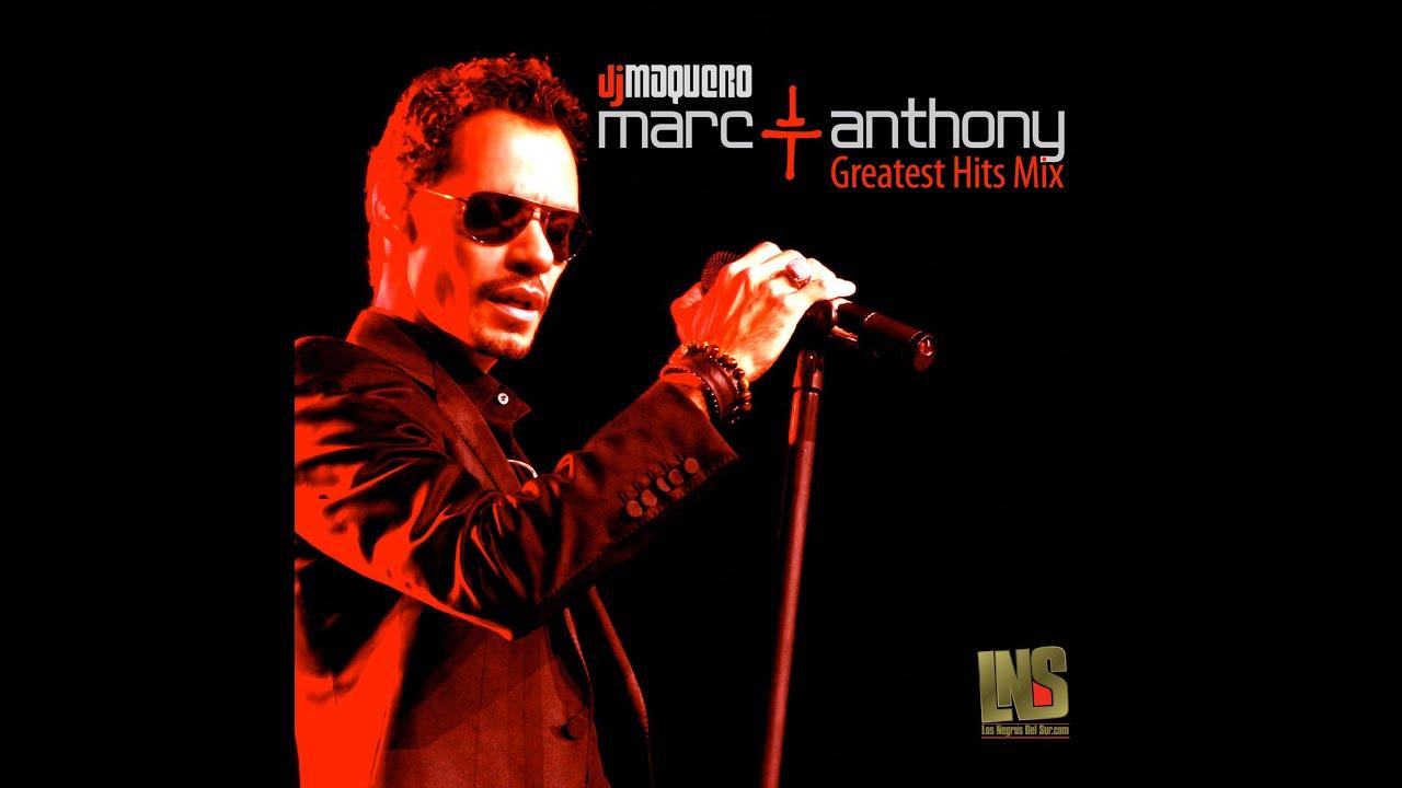 Marc Anthony Greatest Hits Youtube