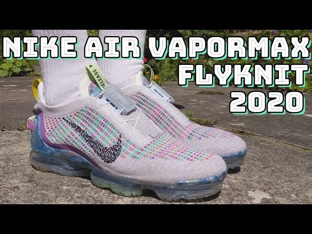 NIKE VAPORMAX 2020 FLYKNIT REVIEW - On