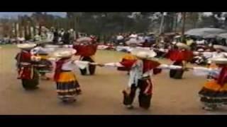 Pasando Mares Danza de  Ecuador