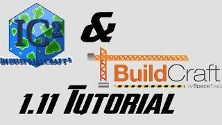 Industrialcraft und Buildcraft auf 1.11 / 1.10 installieren [TUTORIAL] [GERMAN] [HD] [MINECRAFT]