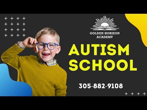 Autism - ESE - Special Education School  ????  Golden Horizon Academy