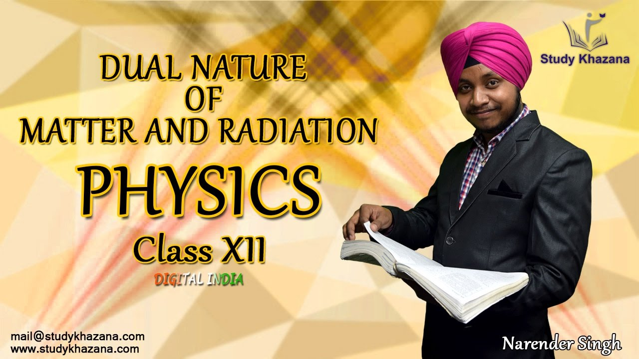 dual nature and radiation of matter You are here: home / neet (aipmt) / neet aipmt physics chapter wise solutions - dual nature of radiation and matter neet aipmt physics chapter wise solutions - dual nature of radiation and matter april 19, 2018 by veerendra leave a comment.