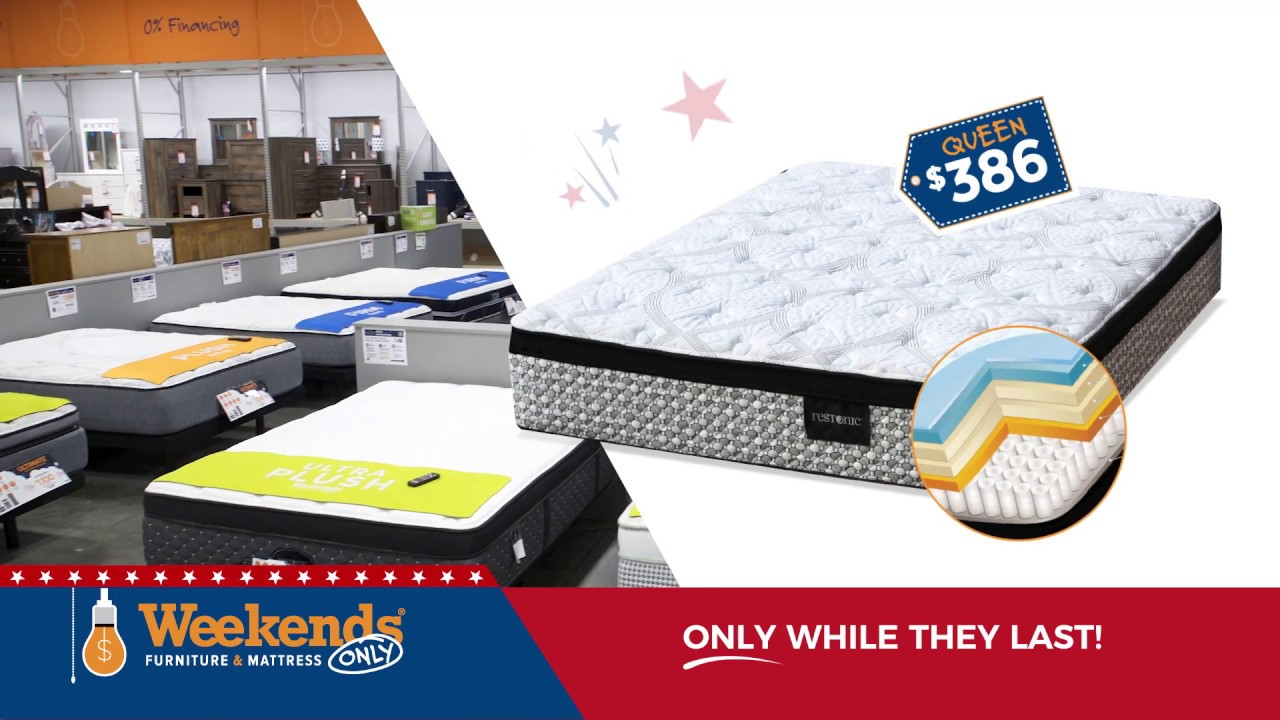 cheap for discount 962c9 02821 Memorial Day Mattress Deals + Ticket Giveaway!