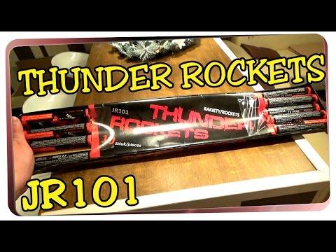 Jorge Thunder Rockets