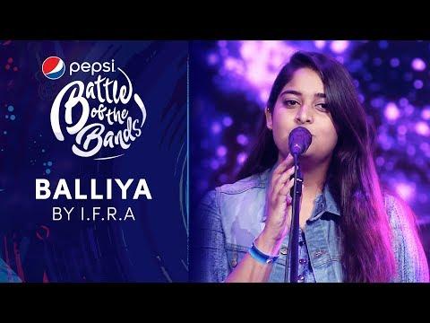 IFRA  Balliya  Episode 1  Pepsi Battle of the Bands  Season 3