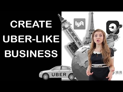 How To Create Uber-like Business?