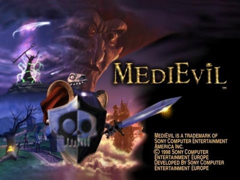 A littlehorus92 production Let's play Medievil [Part 5][Scarecrow Fields]