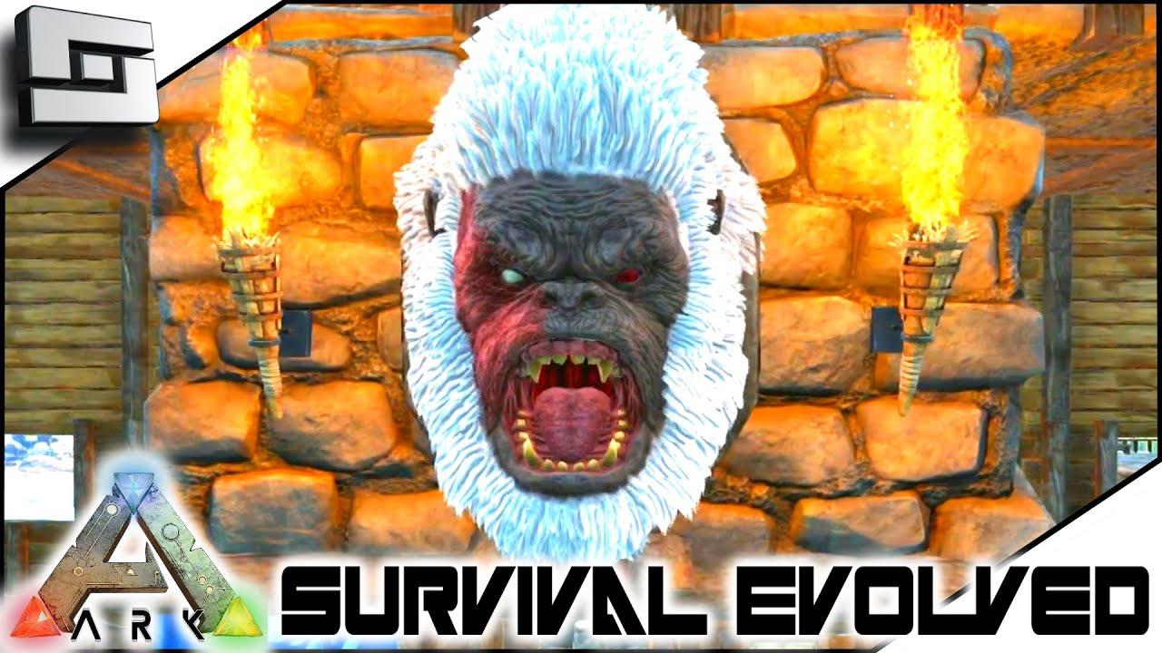 Amazing ARK: Survival Evolved   CHEATY MEGAPITHECUS BATTLE FINALE! S3E106 (  Gameplay )   Clipzui.com
