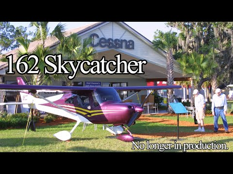 Cessna 162 Skycatcher leads LSA market in aircraft registrations for 2011.