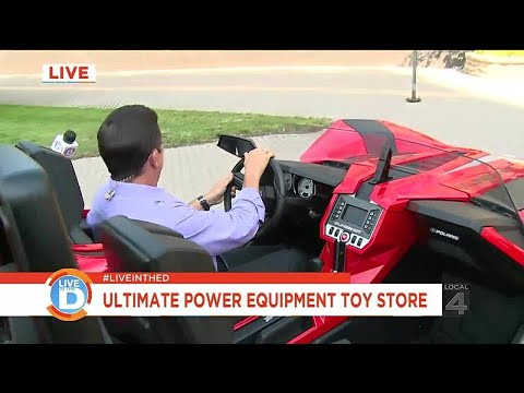 Live In The D: Outdoor Power Equipment Superstore
