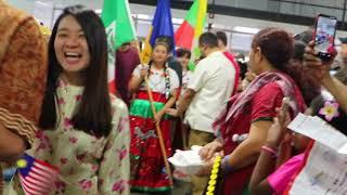 COLUMBIA  INTERNATIONAL FESTIVAL 2018