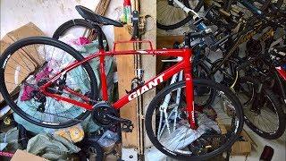 Cửa hàng xe đạp THỂ THAO-ĐỊA HÌNH-ĐUA bán Touirng GIANT ecape SL2 chính hãng tại HẢI DƯƠNG