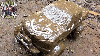 TTC 2018 Eps. 7 - THIS TRUCK was WHiTE - MUD BOG PT 2 FINAL EVENT! | RC ADVENTURES