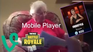*Clean* VINE Compilation But It's FORTNITE Memes