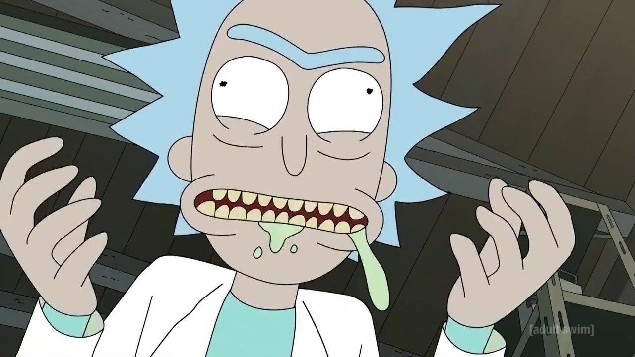 the 14 greatest shots ever from rick and morty inverse