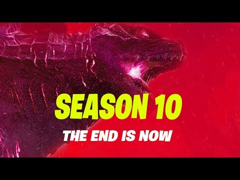 Fortnite Season 10 Trailer..