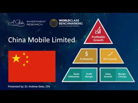 China Mobile Limited (941 HK)