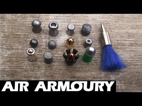Airgun Ammunition: Pellet & Projectile Types | Air Armoury