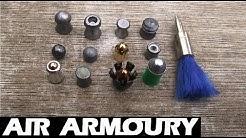 Airgun Ammunition: Pellet & Projectile Types | Air Armoury