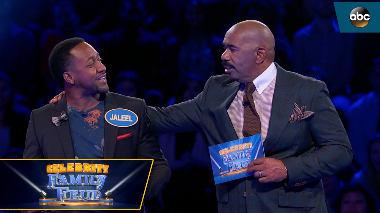 Download Jaleel White Hits ALL No.1 Answers - Celebrity Family Feud