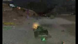 Auto Assault combat