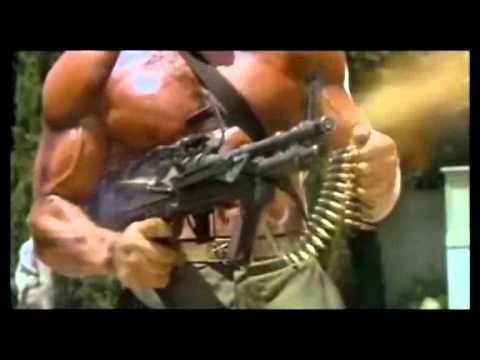Great Movie Mistakes: COMMANDO (1985)