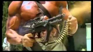 Game | Great Movie Mistakes COMMANDO 1985 | Great Movie Mistakes COMMANDO 1985