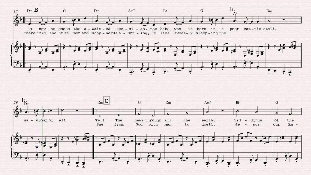 Jazz gloria for voice piano chords chordify hexwebz Gallery