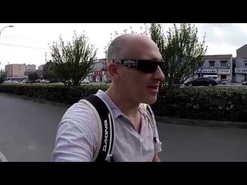 On the E-bike in China - Part 3