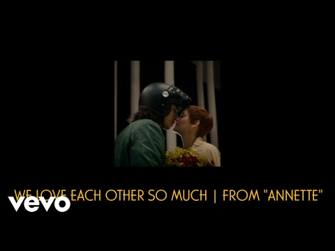 """Sparks, Adam Driver, Marion Cotillard - We Love Each Other So Much   From """"Annette"""" (Ly..."""