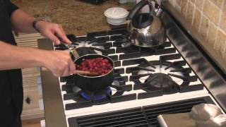 Cranberry Sauce, For A Traditional Thanksgiving