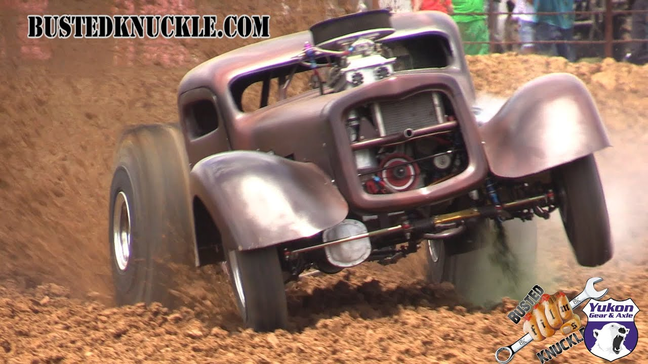 1600 HP 4WD RAT ROD  American Outlaw  YouTube