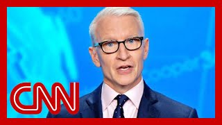 Anderson Cooper: Why the lie Trump is pushing matters