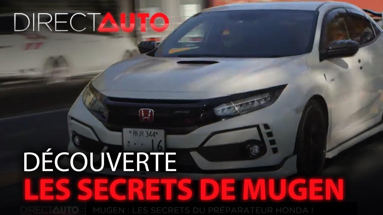 Download Mugen : les secrets du préparateur Honda