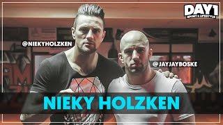 KICKBOKS TRAINING met WERELDKAMPIOEN NIEKY HOLZKEN | Sporten Met BN'ers | DAY1