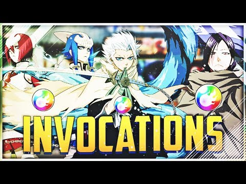 INVOCATIONS + 1000 ORBES FILM 2 DIAMOND DUST REBELLION BLEACH BRAVE SOULS