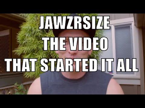 Jawzrsize on Kickstarter