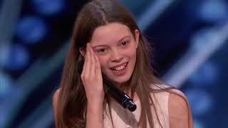America's Got Talent 2018 Courtney Hadwin Auditions 3