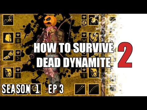 How To Survive 2 Dead Dynamite | Season 1 | Ep 3 | Executive Decisions