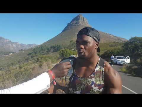 Ken Mpiana abetami na Cape Town epa champion Dacha